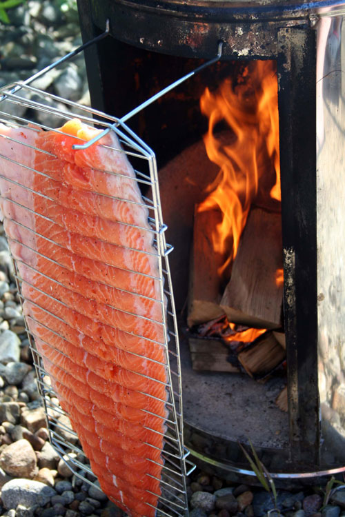Salmon_cookin