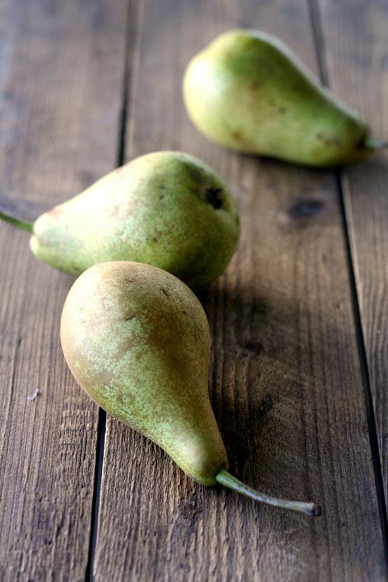 päärynöitä
