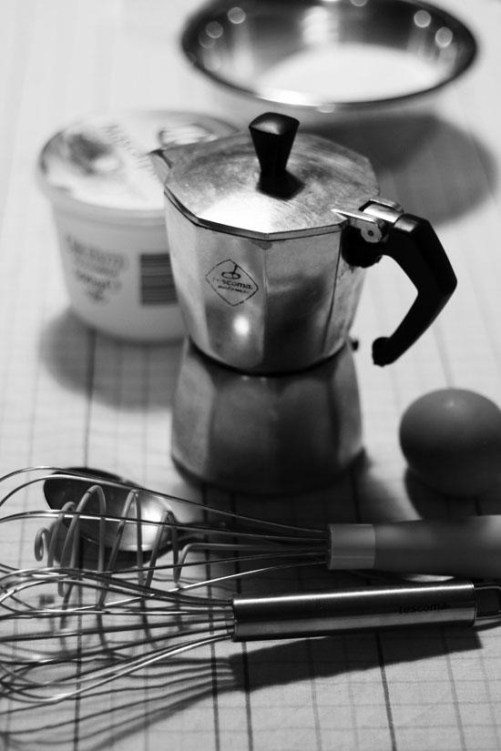 espressoa tiramisuun